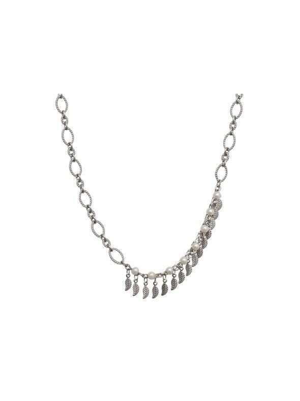 """Silver Tamara Chain: 28-31"""""""