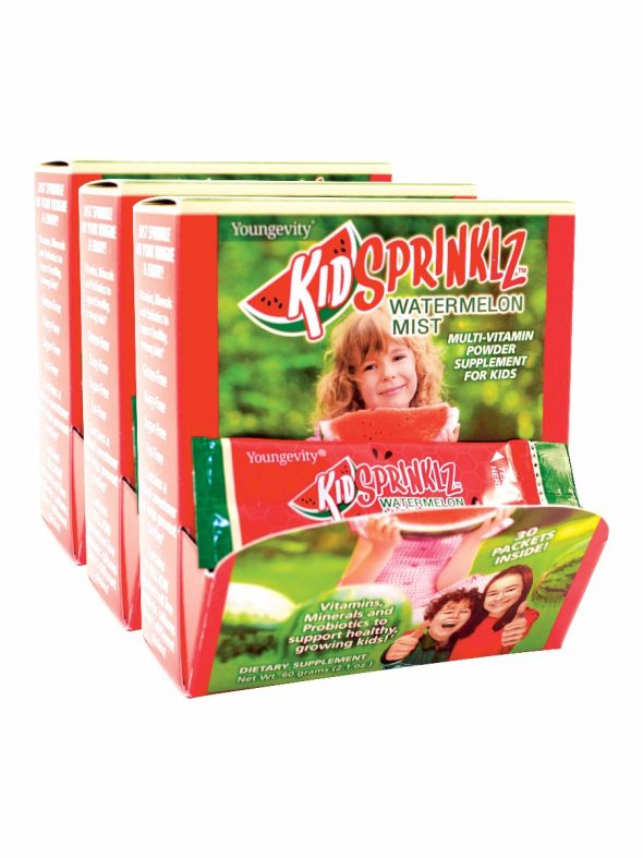 Kidsprinklz Watermelon Mist (3 Pack)